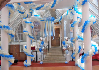 Party balloon column decor sr balloons56 balloon advertising party balloon column decor27 junglespirit Choice Image